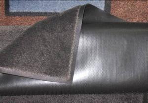 Размерные ворсовые коврики